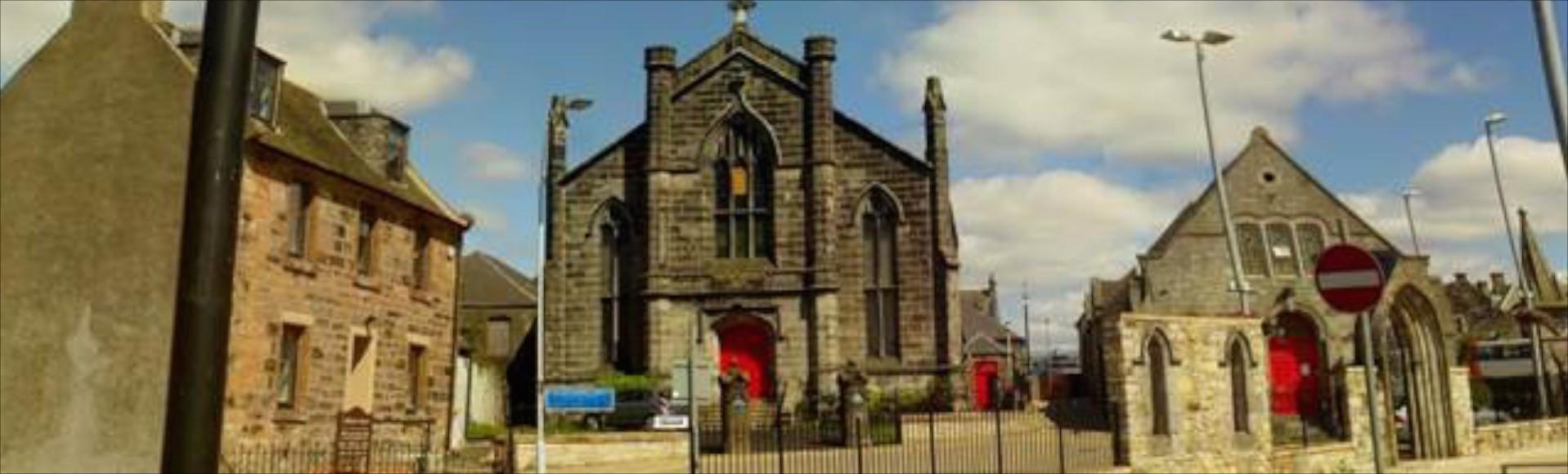 Dunfermline : Gillespie Memorial