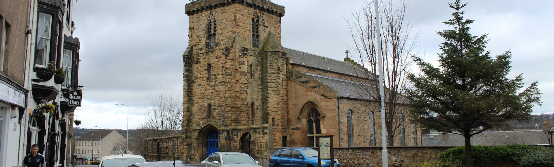 Inverkeithing Parish Church
