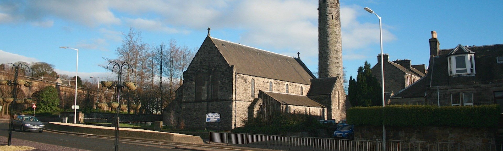 Dunfermline : St Leonard's