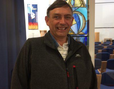 Presbytery Moderator – 2018-9