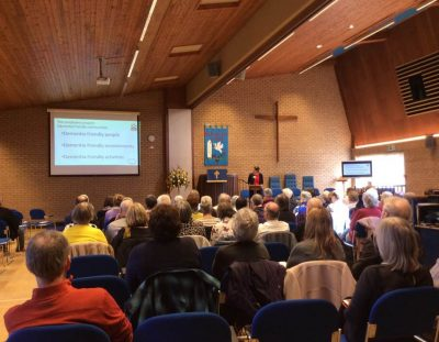 Dementia Friendly Churches